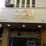 Làm biển quảng cáo shop mỹ phẩm đẹp lung linh giá rẻ tại Hà Nội