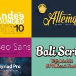 Top 120+ mẫu Font chữ đẹp làm biển quảng cáo thu hút khách
