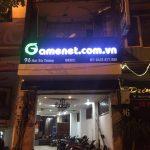Làm biển quảng cáo quán Game ĐẸP thu hút khách hàng giá rẻ Hà Nội