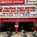 Mẫu biển quảng cáo sửa xe máy độc – lạ mắt hút khách hàng?