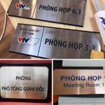 Làm biển phòng họp giá rẻ, chuyên nghiệp số 1️⃣ tại Hà Nội