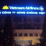 Làm biển LED nóc toà nhà đẹp giá rẻ tại Hà Nội – Thi công miễn phí