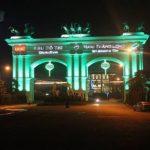 Làm biển cổng chào tại 63 tỉnh thành trên cả nước