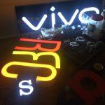 Sản xuất Chữ định hình mica giá rẻ tại Hà Nội / Giao tận nơi