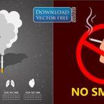 Dowload mẫu biển cấm hút thuốc vector, PNG, Ai tải về miễn phí