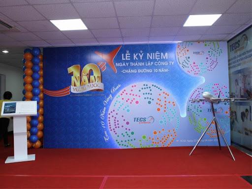 218+ Mẫu backdrop kỷ niệm thành lập sinh nhật công ty đẹp nhất