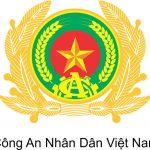 Logo công an file vector, CDR, Ai, PSD tải về miễn phí