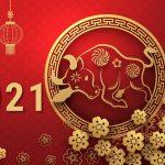 Vector background tết 2021 mới nhất đầy cảm hứng đón tết Tân Sửu