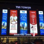 Làm biển hộp đèn 3M giá rẻ tại Hà Nội lấy ngay theo yêu cầu