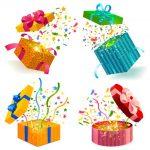 Download Vector hộp quà đẹp miễn phí mới nhất 2021